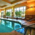 Swimming pool at Holiday Inn & Suites Green Bay Stadium