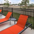Swimming pool at Holiday Inn & Suites Houston West Katy Mills