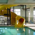 Swimming pool at Holiday Inn & Suites North Albuquerque Nm