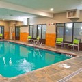 Swimming pool at Holiday Inn & Suites Opelousas