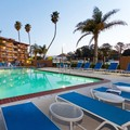 Swimming pool at Holiday Inn & Suites Santa Maria
