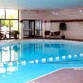 Swimming pool at Holiday Inn Syracuse Liverpool Exit 37