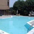 Swimming pool at Holiday Inn Timonium