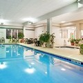 Swimming pool at Holiday Inn & Tinley Park Convention Center