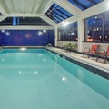 Swimming pool at Holiday Inn Vancouver Centre