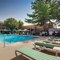 Swimming pool at Holiday Inn Westbury