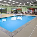 Swimming pool at Holiday Inn Wichita East I 35