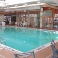 Swimming pool at Holiday Inn Wilkes Barre East Mountain