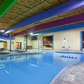 Swimming pool at Holiday Inn of Rockford