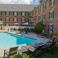Swimming pool at Holiday in Express & Suites Merrimack