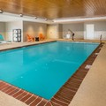 Swimming pool at Home 2 Suites Alexandria
