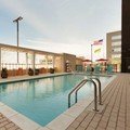 Swimming pool at Home2 Suites Austin Round Rock