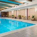 Swimming pool at Home2 Suites Buffalo Airport / Galleria Mall