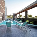 Swimming pool at Home2 Suites Fort Worth Fossil Creek