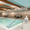 Swimming pool at Home2 Suites Lexington University / Medical Center