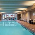 Swimming pool at Home2 Suites by Hilton Aberdeen