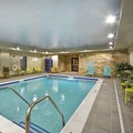 Swimming pool at Home2 Suites by Hilton Carbondale