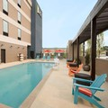 Swimming pool at Home2 Suites by Hilton Clarksville / Ft.campbell
