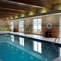 Swimming pool at Home2 Suites by Hilton Fort Smith Ar