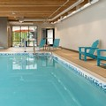 Swimming pool at Home2 Suites by Hilton La Crosse