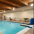Swimming pool at Home2 Suites by Hilton Milwaukee Brookfield