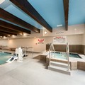 Swimming pool at Home2 Suites by Hilton Omaha West