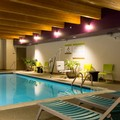 Swimming pool at Home2 Suites by Hilton Youngstown