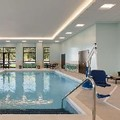 Swimming pool at Homewood Suites Albany Crossgates Mall