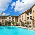Swimming pool at Homewood Suites Brownsville