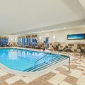 Swimming pool at Homewood Suites Buffalo / Amherst
