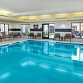 Swimming pool at Homewood Suites Carle Place Garden City