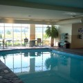 Swimming pool at Homewood Suites Cincinnati / Milford