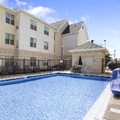 Swimming pool at Homewood Suites Dulles North