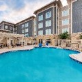 Swimming pool at Homewood Suites Fort Worth Medical Center