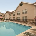 Swimming pool at Homewood Suites Harrisburg West