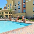 Swimming pool at Homewood Suites Houma La