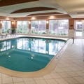 Swimming pool at Homewood Suites Irving Dfw