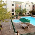 Swimming pool at Homewood Suites Kansas City Airport