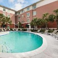 Swimming pool at Homewood Suites Orlando Airport