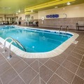 Swimming pool at Homewood Suites Polaris Columbus