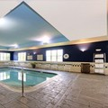 Swimming pool at Homewood Suites Portsmouth