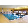 Swimming pool at Homewood Suites Princeton
