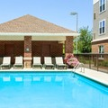 Swimming pool at Homewood Suites Reading