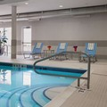 Swimming pool at Homewood Suites Winnipeg Airport Polo Park