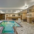 Swimming pool at Homewood Suites by Hilton Boston Brookline Longwood Medical Area