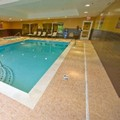 Swimming pool at Homewood Suites by Hilton Cincinnati Airport South