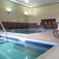 Swimming pool at Homewood Suites by Hilton Coralville Iowa River Landing