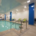Swimming pool at Homewood Suites by Hilton Grand Rapids Downtown