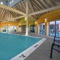 Swimming pool at Homewood Suites by Hilton Lincolnshire Il