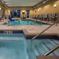 Swimming pool at Homewood Suites by Hilton / Mayo Clinic Area